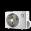 Kép 3/3 - HD  HDWI-MAXIMUS-96D / HDOI-MAXIMUS-96D (beltéri +kültéri egység) Oldalfali split klíma (MAXIMUS) 2,5 kW, Hősziv,Inverteres, R32
