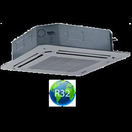 FISHER FSKIF-363AE3/FSOIF-363AE3-3F (beltéri +kültéri egys + panel) Kazettás split klíma 10,5 kW, Inverter,Hösziv., R32,400V