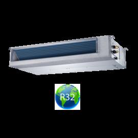 FISHER FSLIF-482AE3/FSOIF-483AE3-3F (beltéri +kültéri egység) Légcsatornás split klíma 14 kW,Inverter,Hősziv.,R32, 400V