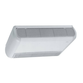 GALLETTI  ESTRO F 1 U (EF01U0L0000000A)  Fan-coil, parapet/mennyezeti 1,15 kW, 230-1-50