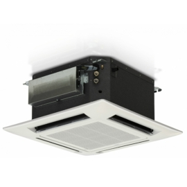 GALLETTI  IWC042F 01 (600x600mm - szabályzó nélkül) Fan-coil+ kazetta (panel), kazettás, 2 csöves, 4 vent.fokozat 4,06 kW, 230-1-50