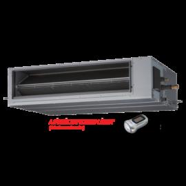 FUJITSU ARYG90LHTA/AOYG90LRLA (kültéri + beltéri egység) Légcsatornás split klíma 22 kW, R410A, inverter, hősziv 400V
