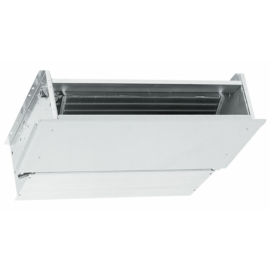 GALLETTI  ESTRO F 2 C (EF02C0L0000000A)  Fan-coil, burkolat nélküli, parapet/mennyezeti 1,54 kW, 230-1-50