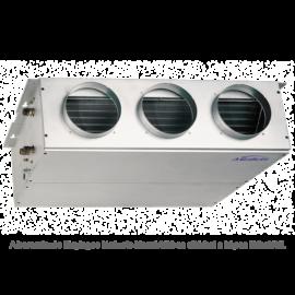 GALLETTI  UTN 16 DF (UT16D0LL0000N0A)  Légcsatornás fan-coil, parapet/mennyezeti, 4 csöves 7,2 kW, 230-1-50