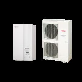 Fujitsu Waterstage HP 16/3F High Power V2 (WSYK160DG6 / WOYK160LCTA) levegő-víz hőszivattyú 15.2 kW