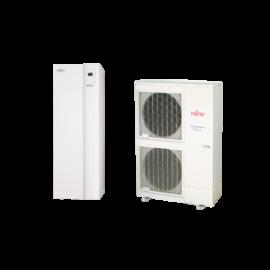 Fujitsu Waterstage HPDUO 11/1F (WGYG140DG6 / WOYG112LHT) levegő-víz hőszivattyú 10.8 kW