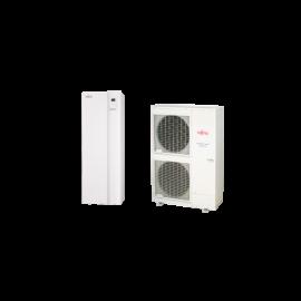 Fujitsu Waterstage HPDUO 14/3F (WGYK160DG9 / WOYK140LCTA) levegő-víz hőszivattyú 13.5 kW