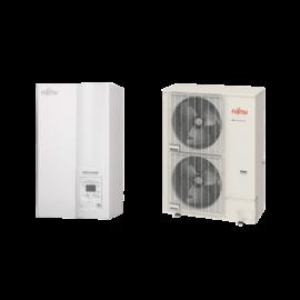Fujitsu Waterstage SHP16/1F (WSYG160DJ6 / WOYG160LJL) levegő-víz hőszivattyú 16 kW
