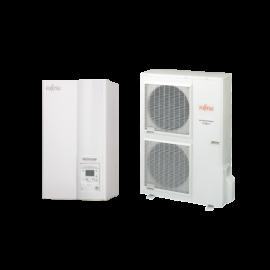 Fujitsu Waterstage HP 11 / 1F High Power V2 (WSYG140DG6 / WOYG112LCTA) levegő-víz hőszivattyú 10.8 kW