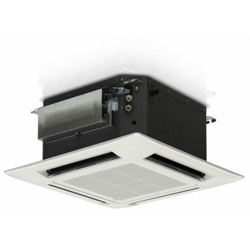 GALLETTI  IWC034F 01 (600x600mm - szabályzó nélkül) Fan-coil + kazetta (panel), kazettás, 4 csöves, 4 vent.fokozat 2,05 kW, 230-1-50
