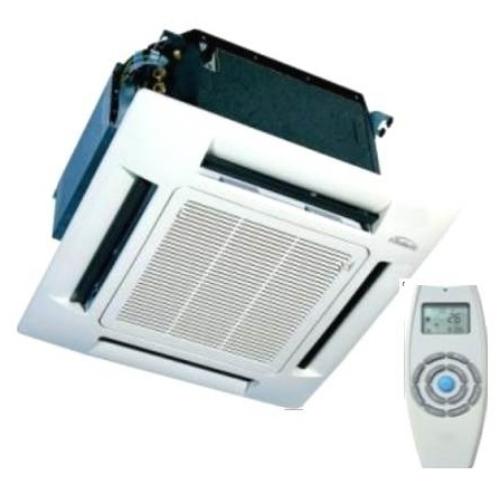 GALLETTI  IWC082T 01 (1100x800mm - szabályzó nélkül) Fan-coil+ kazetta (panel), kazettás, 2 csöves, 4 vent.fokozat 9,1 kW, 230-1-50