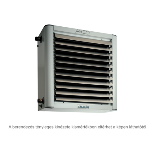 GALLETTI  AREO 42 A4 1F P0 (AREO42A41FP0) Termoventilátor (fűtő) 53,4 kW, 230-1-50